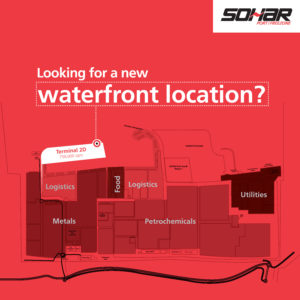 Waterfront location