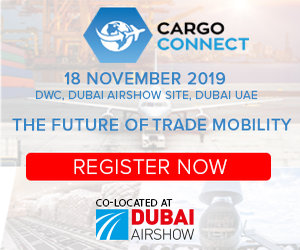 Banner - Cargo Connect 2019