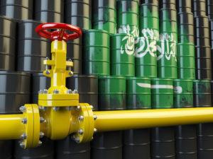 Saudi Arabia develops natural gas industry   Global Supply Chain ME